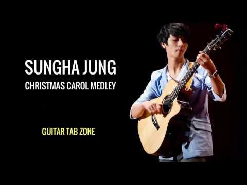 Christmas Carol Medley Sungha Jung Tabs