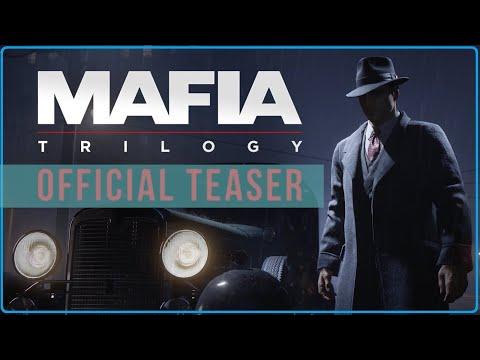 MAFIA TRILOGY Official Trailer 2020  