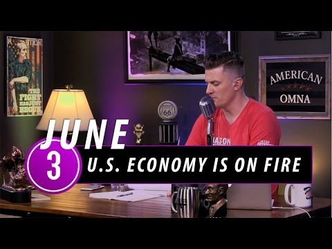 The U.S. Economy is on Fire, and This is Just the Start
