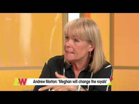 Does Andrew Morton Think Diana Would Have liked the Royal Wedding? | Loose Women