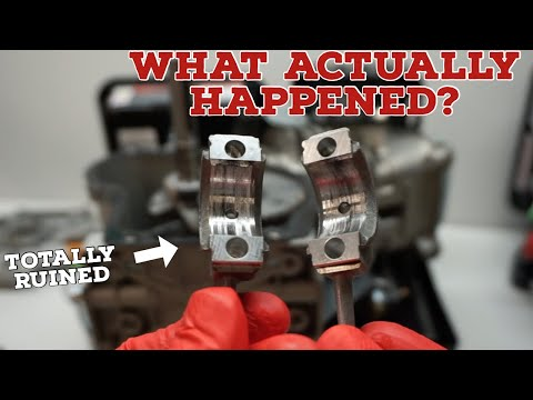 Mobil 1 Vs. Amsoil. Damage Report Torture Test Results. Search For The Best Synthetic Oil (part 3)