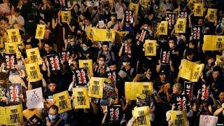 【杨建利:中共制造暴力以得镇压口实,反送中主流仍是和平】8/16 #焦点对话 #精彩点评