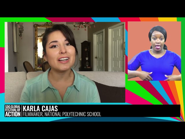 The Youth Climate Report: Speaking Youth to Power (Spanish)