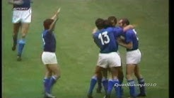 Fussball WM 1970 - Deutschland vs Italien (Halbfinale)