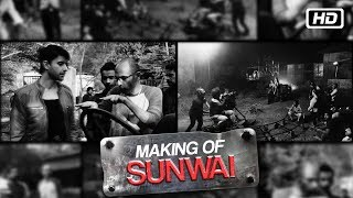 Making of Sunwai | Benny Dayal | Gautam Rode | Natasa Stankovic | New Romantic Song 2018
