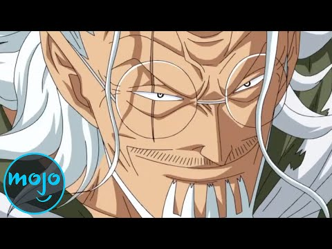 Top 10 Most Powerful Mentors in Anime (ft. Todd Haberkorn)