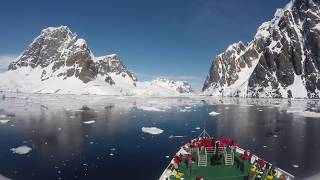 Lemaire Channel & Charcot Bay, Antarctica December 17