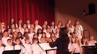 Standing In The Light Of Love - EMS Choir