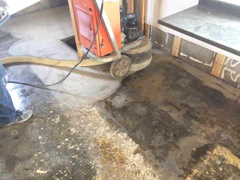 Fort Collins Epoxy basement floor by Epoxy Colorado in Fort Collins Colorado