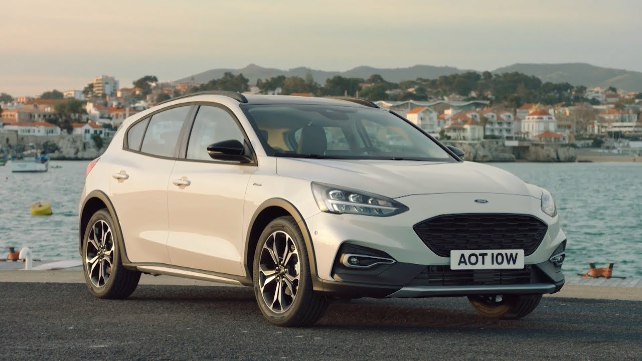 2019 Ford Focus Active The First Crossover Model