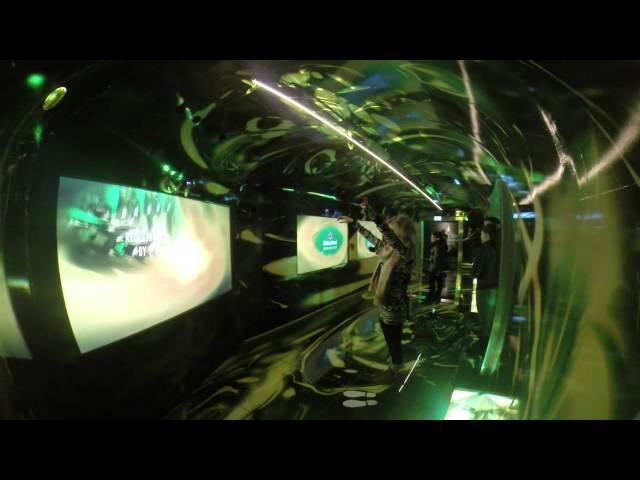 Heineken Experience Amsterdam - GoPro