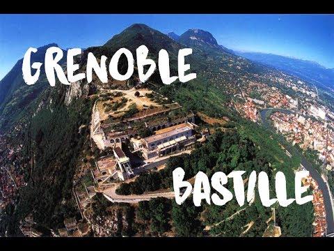 Grenoble, Bastille - Travel Video