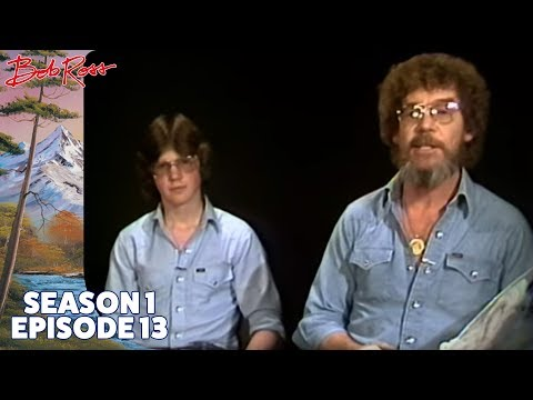 Bob Ross - Final Reflections (Season 1 Episode 13)