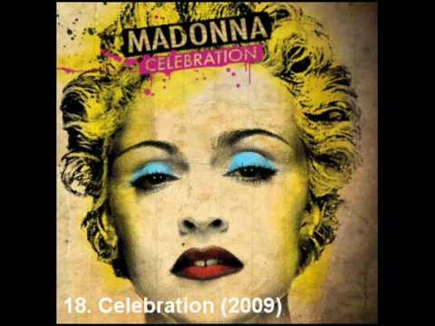 Best of Madonna - Songs that changed the world