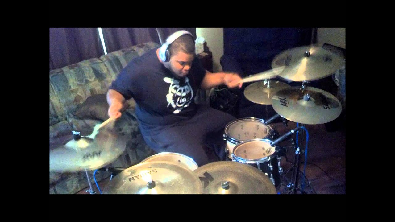 Ciara - Body Party (Drum Cover)