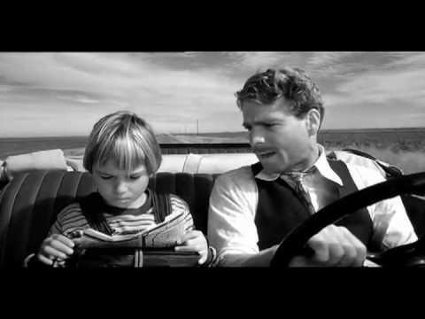 Paper Moon (1973) Car Scene