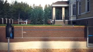 Изготовление презентационного ролика для компании «Аквагеокомплекс»(Изготовление презентационного ролика для компании