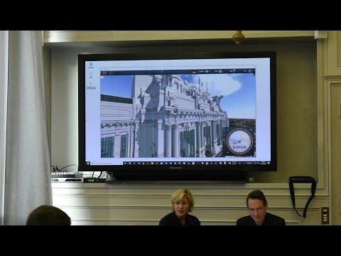 BIM Italy presenta la digitalizzazione della Stazione centrale di Milano con Digital Twin