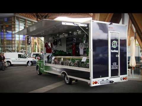 Van Conversions | Volkswagen Commercial Vehicles