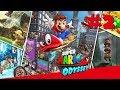 Super Mario Odyssey : New York, New ... euh ... New Donk ? Pauline ???