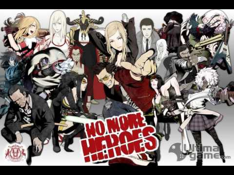 Proof that Video Games are (Post-Modern) Art: Reactionary Review No More Heroes