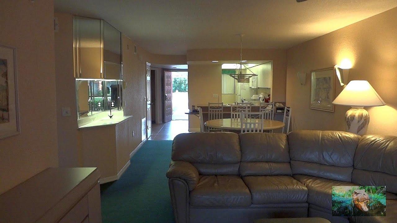 Westgate Vacation Villas Room Tourorlando Fl Youtube