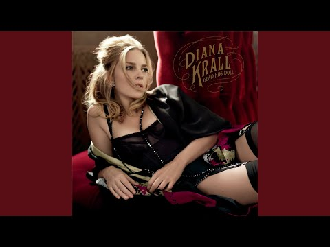 diana krall just like a butterfly that s caught in the rain