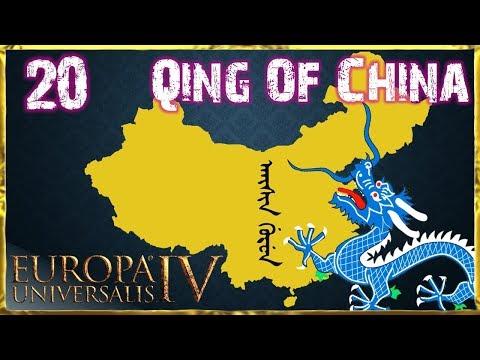 Letsplay EU 4: Qing of China (German | HD | Ironman) #20