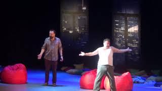 Смотреть Евгений Никишин и Антон Лирник в спектакле