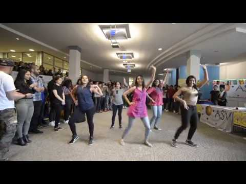 Dance Performance by Bollywood Dance club, Paderborn