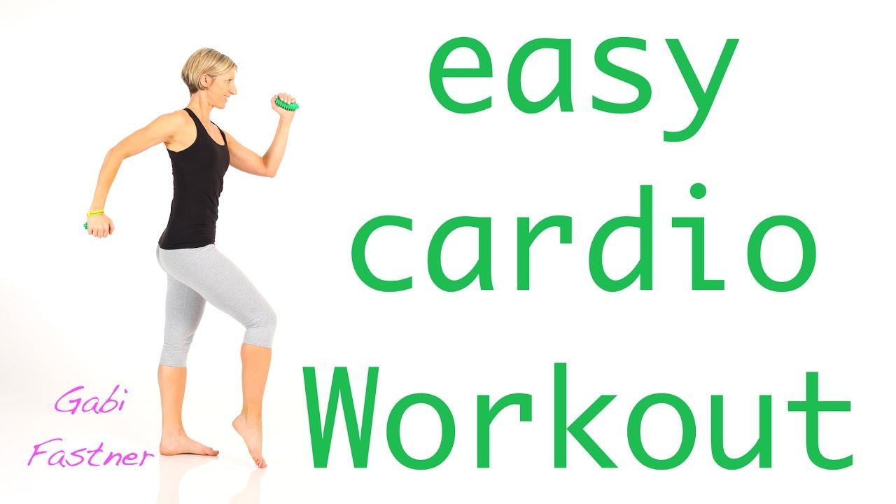 Cardio-Übungen zum Abnehmen für Anfänger