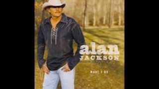 Alan Jackson You Don 39 t Have To Paint Me A Picture