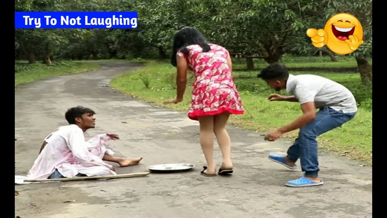 Must watch new funny video ???? ???? Comedy Videos 2019 - Episode 25 || Funny Videos | Chotu dipu