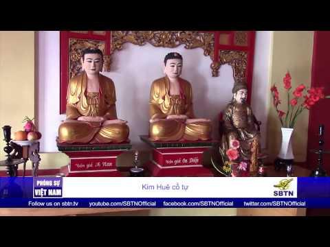 PHÓNG SỰ VIỆT NAM: Kim Huê cổ tự - Phật Học Đường của miền Nam Việt Nam trước 1975