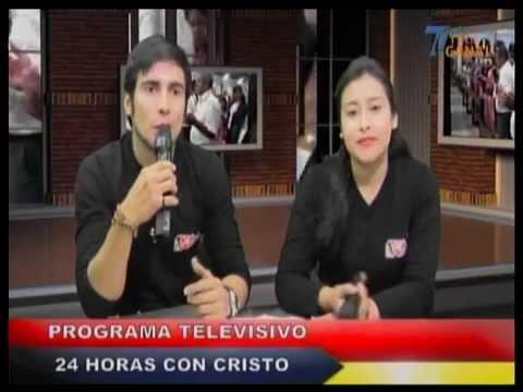 Programa Catolico - 24 horas con Cristo (12/09/2015)