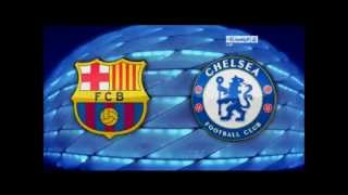 Chelsea vs barcelone - Bande Annonce