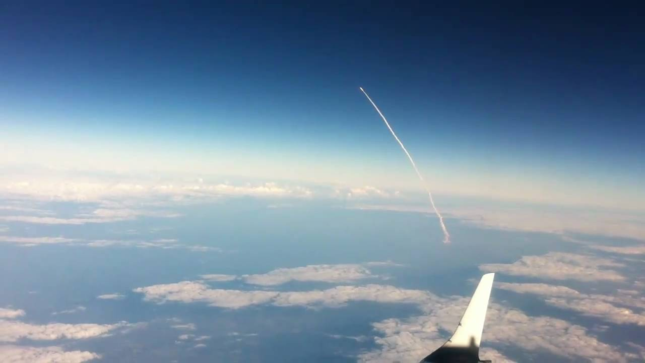 space shuttle velocity by altitude - photo #45