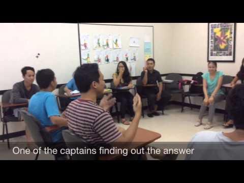 A Fun English Class at IALF Bali