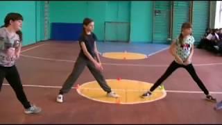 Урок з фізичного виховання на конкурс ''Учитель року 2018''