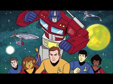 Star Trek/Transformers Crossover Announced