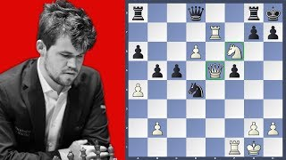 Dr Nykterstein (aka Magnus Carlsen) gives a sobering lesson | 11th Lichess Titled Arena