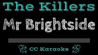 The Killers • Mr Brightside (CC) [Karaoke Instrumental Lyrics]