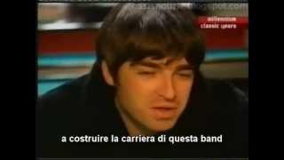 [Raro] OASIS vs. BLUR - La battaglia del Britpop (sottotitoli in italiano) - Noel, Damon, Metallica