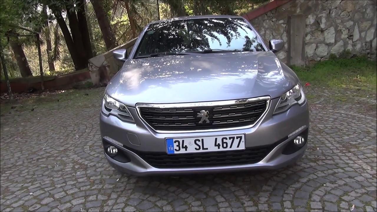 yeni peugeot 301 1.6 hdi 92 hp test sürüşü - youtube
