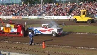 Traktor pulling 2013, Rattle and hum
