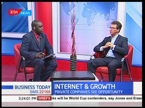 Growth and Development of Internet in East Africa | Business Today Discussion