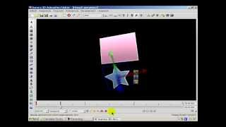 Урок 5 Панель TimeLine (ч.1) в Aurora 3D Animation Maker