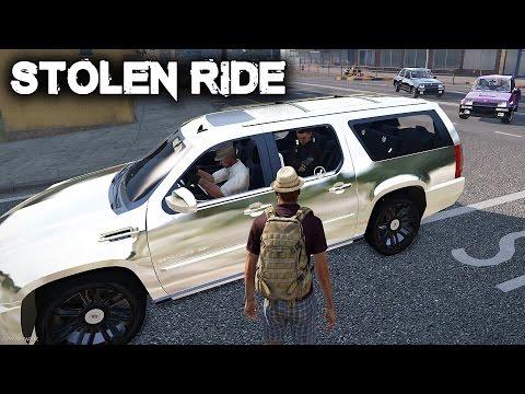 Arma 3 Tanoa Life Mod - Stolen Ride