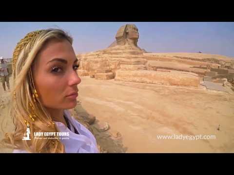 Alyssa Ramos - Solo Traveler with Lady Egypt