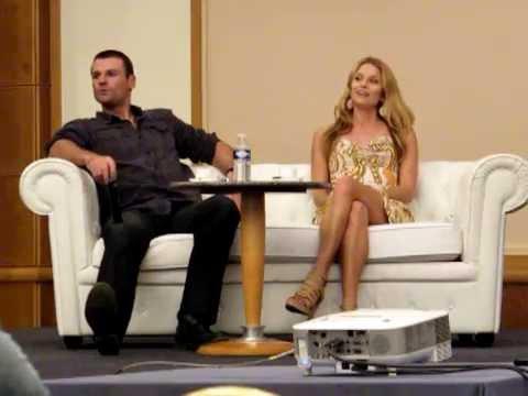 Panel Dan Feuerriegel, Stephen Dunlevy, Ellen Hollman et Dustin Clare  Rebels Spartacus